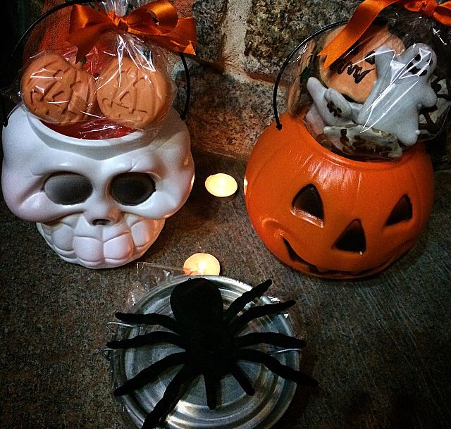 #4 Comidas de Halloween: Kits do espanto